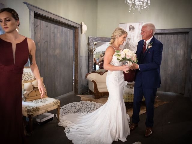 Jon and Sara's Wedding in Palm City, Florida 34