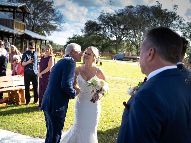 Jon and Sara's Wedding in Palm City, Florida 41