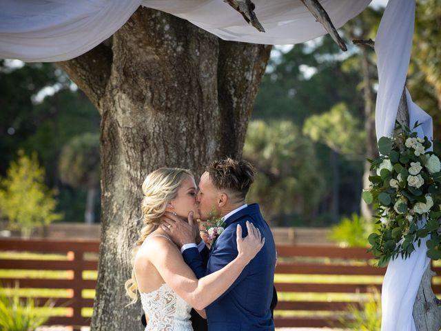 Jon and Sara's Wedding in Palm City, Florida 45