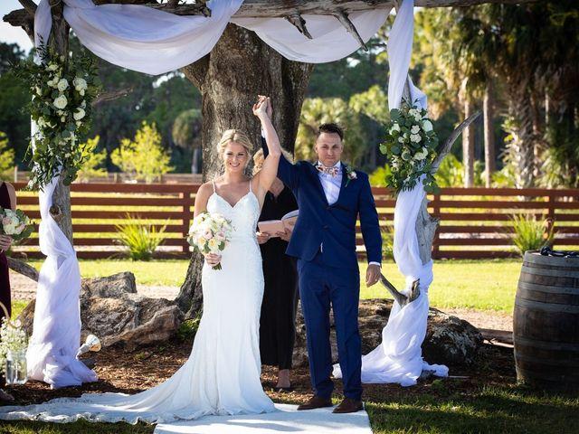 The wedding of Sara and Jon