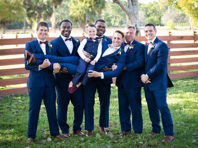 Jon and Sara's Wedding in Palm City, Florida 47