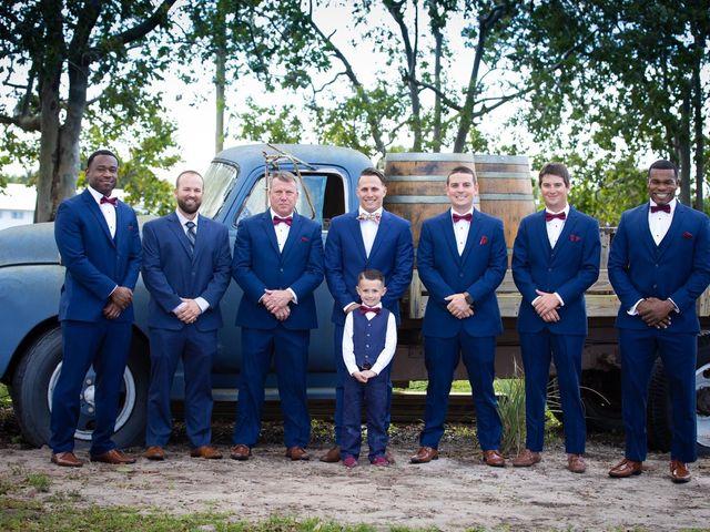 Jon and Sara's Wedding in Palm City, Florida 50