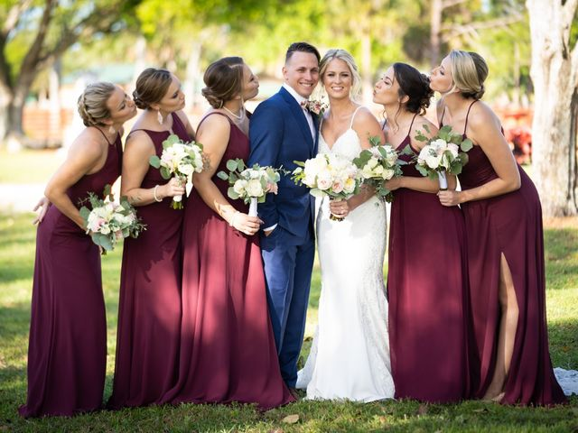 Jon and Sara's Wedding in Palm City, Florida 52