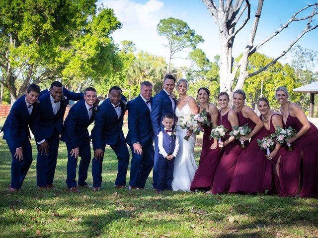 Jon and Sara's Wedding in Palm City, Florida 53