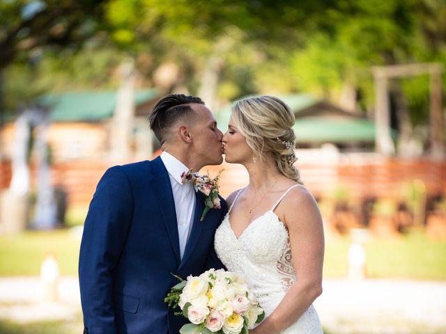 Jon and Sara's Wedding in Palm City, Florida 1