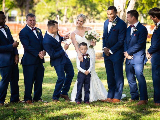 Jon and Sara's Wedding in Palm City, Florida 55