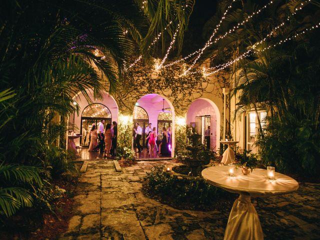 Nicholas and Madeleine's Wedding in Miami, Florida 4