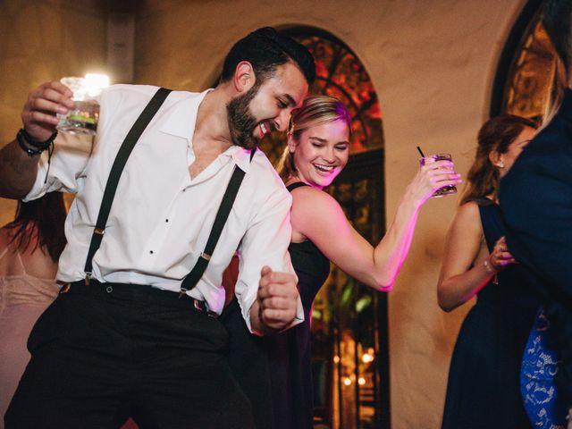 Nicholas and Madeleine's Wedding in Miami, Florida 5