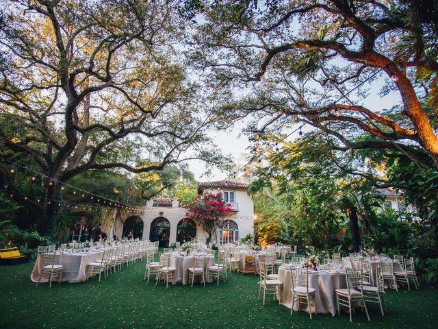 Nicholas and Madeleine's Wedding in Miami, Florida 14