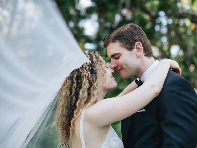 Nicholas and Madeleine's Wedding in Miami, Florida 19