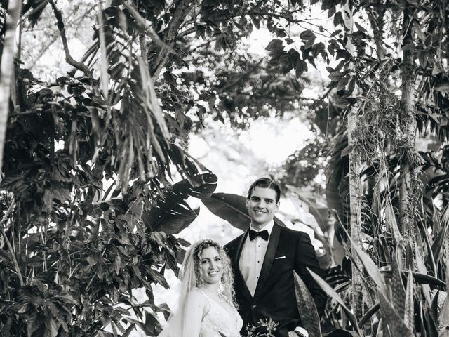 Nicholas and Madeleine's Wedding in Miami, Florida 21