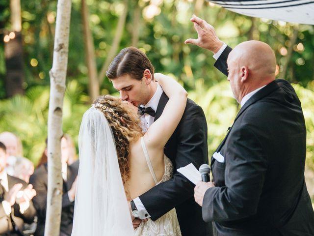 Nicholas and Madeleine's Wedding in Miami, Florida 23
