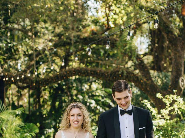 Nicholas and Madeleine's Wedding in Miami, Florida 27