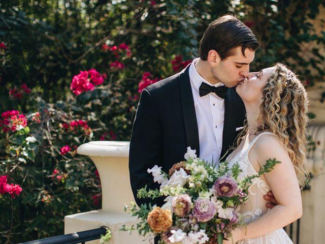 The wedding of Madeleine and Nicholas