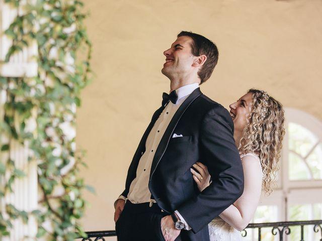 Nicholas and Madeleine's Wedding in Miami, Florida 35