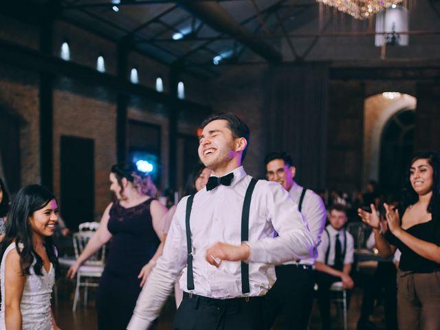 Axxa and Ruben's Wedding in Montgomery, Texas 2