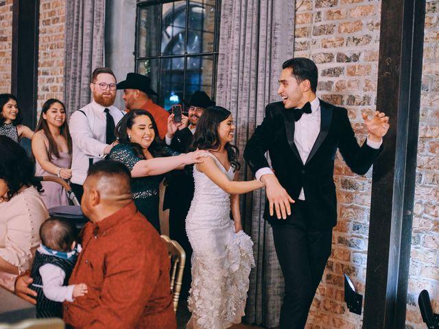Axxa and Ruben's Wedding in Montgomery, Texas 5