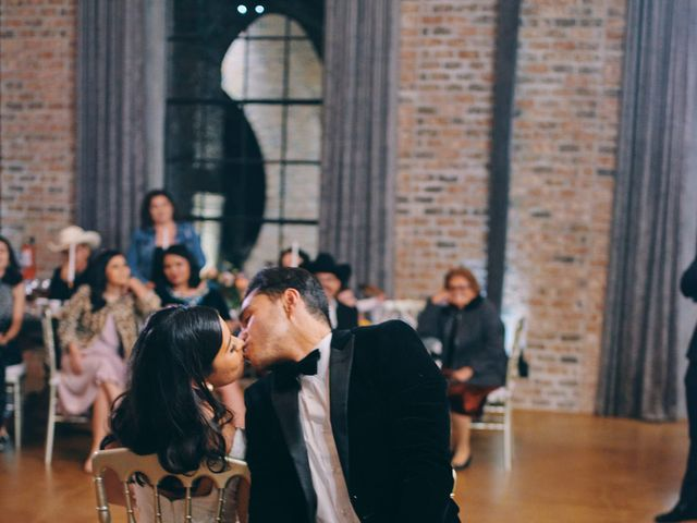 Axxa and Ruben's Wedding in Montgomery, Texas 6