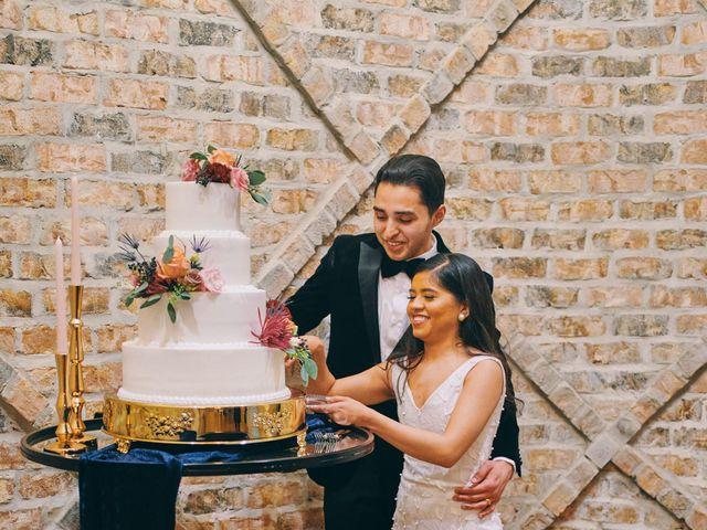Axxa and Ruben's Wedding in Montgomery, Texas 8