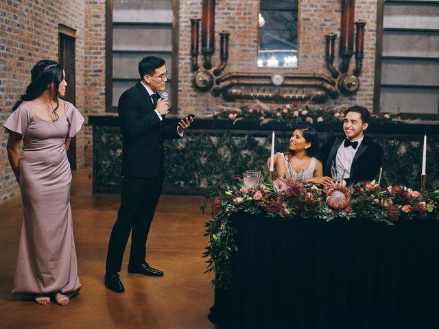 Axxa and Ruben's Wedding in Montgomery, Texas 9