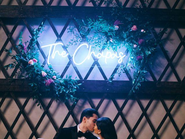 Axxa and Ruben's Wedding in Montgomery, Texas 12