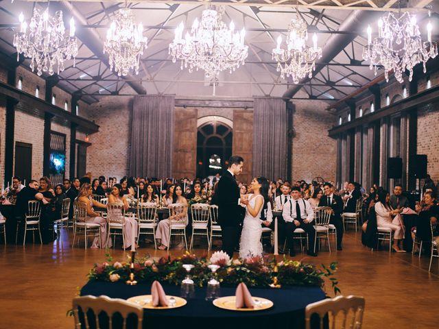 Axxa and Ruben's Wedding in Montgomery, Texas 14