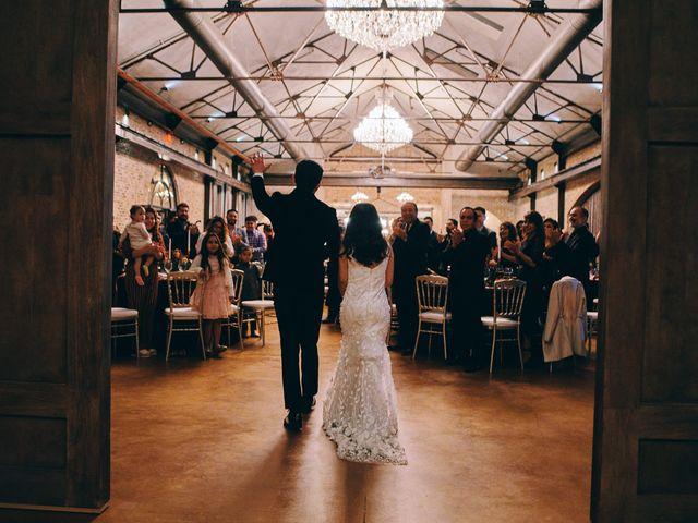 Axxa and Ruben's Wedding in Montgomery, Texas 15