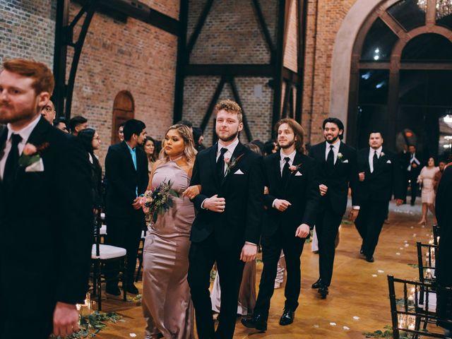 Axxa and Ruben's Wedding in Montgomery, Texas 16