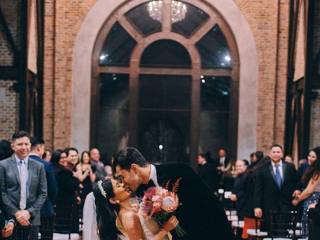 Axxa and Ruben's Wedding in Montgomery, Texas 17