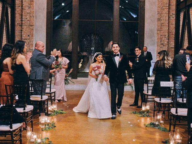 Axxa and Ruben's Wedding in Montgomery, Texas 18