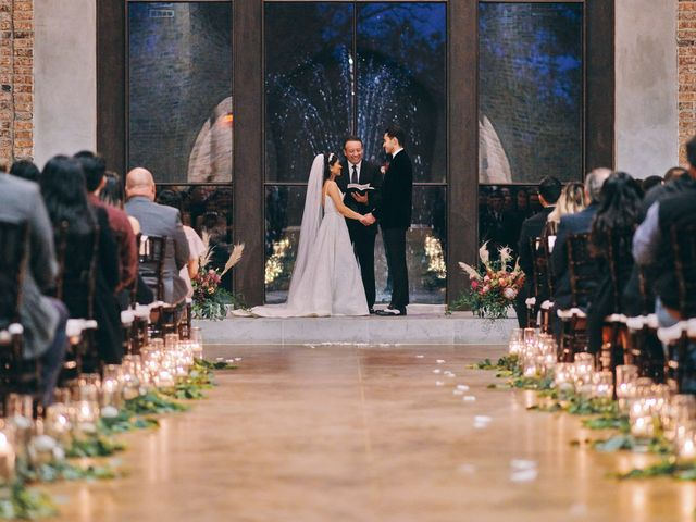 Axxa and Ruben's Wedding in Montgomery, Texas 19