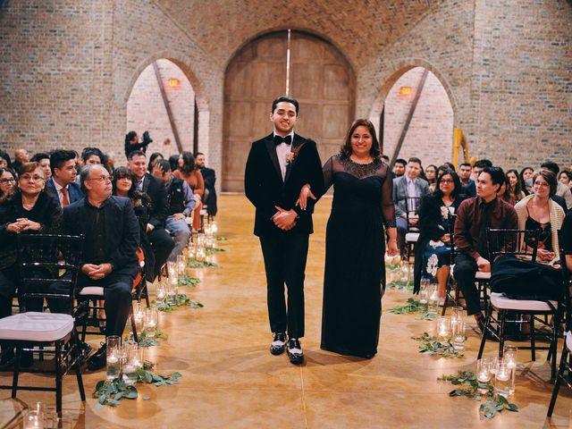Axxa and Ruben's Wedding in Montgomery, Texas 24