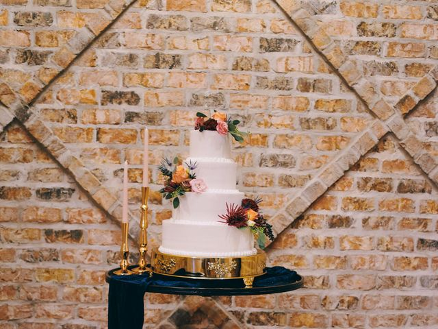 Axxa and Ruben's Wedding in Montgomery, Texas 26