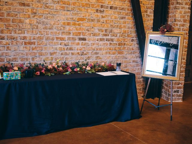 Axxa and Ruben's Wedding in Montgomery, Texas 29