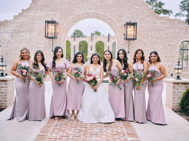 Axxa and Ruben's Wedding in Montgomery, Texas 31