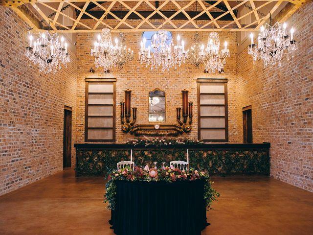 Axxa and Ruben's Wedding in Montgomery, Texas 34