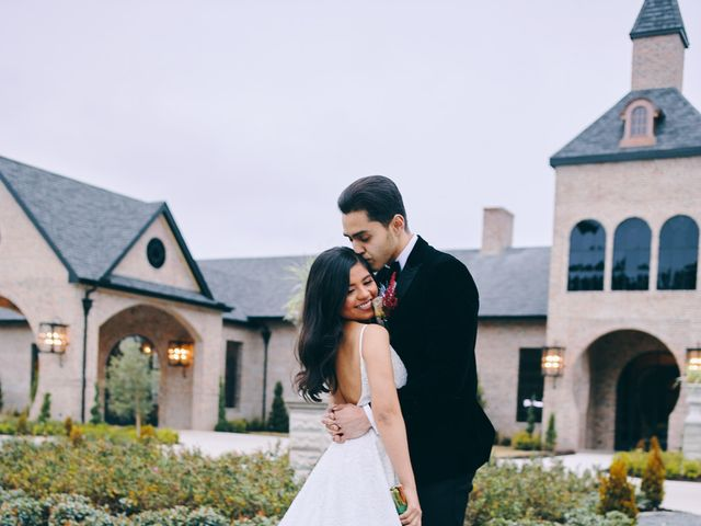 Axxa and Ruben's Wedding in Montgomery, Texas 37