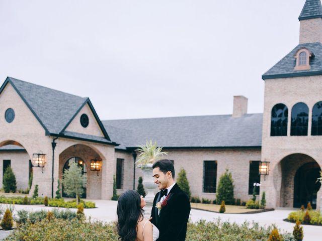 Axxa and Ruben's Wedding in Montgomery, Texas 38