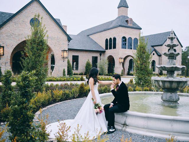 Axxa and Ruben's Wedding in Montgomery, Texas 39