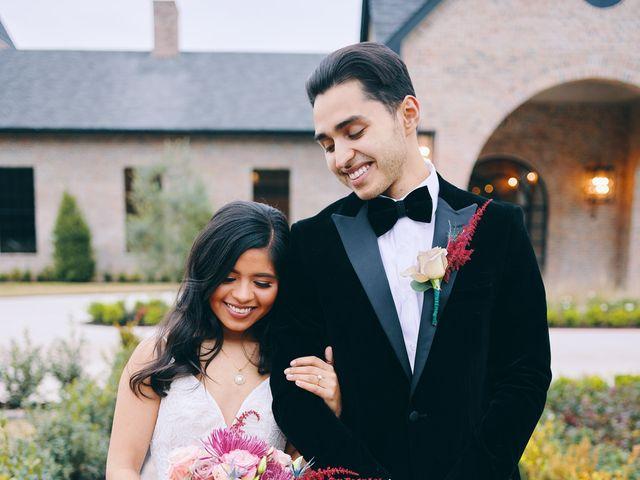 Axxa and Ruben's Wedding in Montgomery, Texas 40