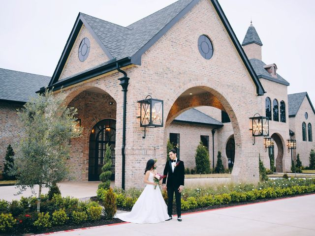 Axxa and Ruben's Wedding in Montgomery, Texas 41