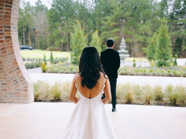 Axxa and Ruben's Wedding in Montgomery, Texas 42