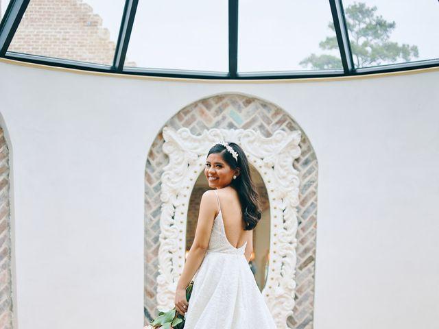 Axxa and Ruben's Wedding in Montgomery, Texas 44