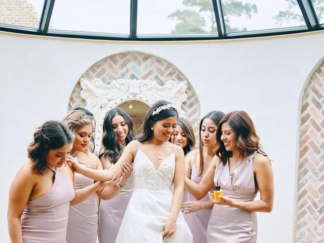 Axxa and Ruben's Wedding in Montgomery, Texas 45