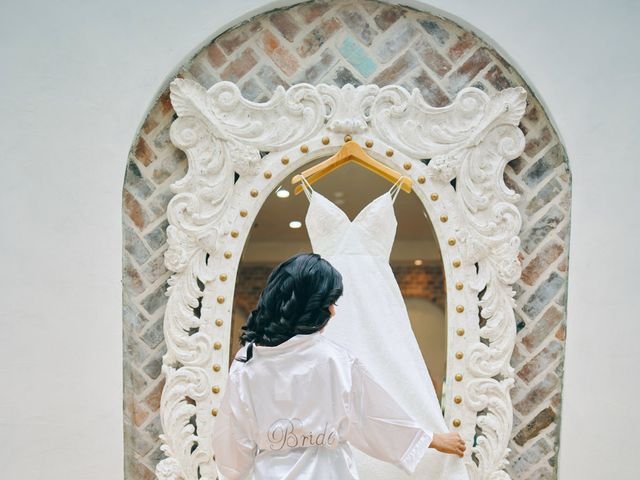 Axxa and Ruben's Wedding in Montgomery, Texas 59