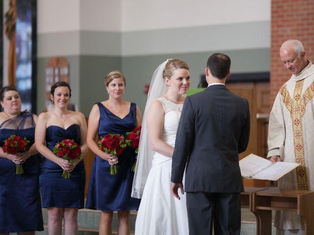 Erin and Adam's Wedding in Olathe, Kansas 10