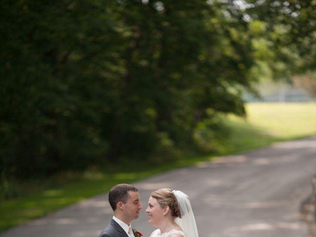 Erin and Adam's Wedding in Olathe, Kansas 12