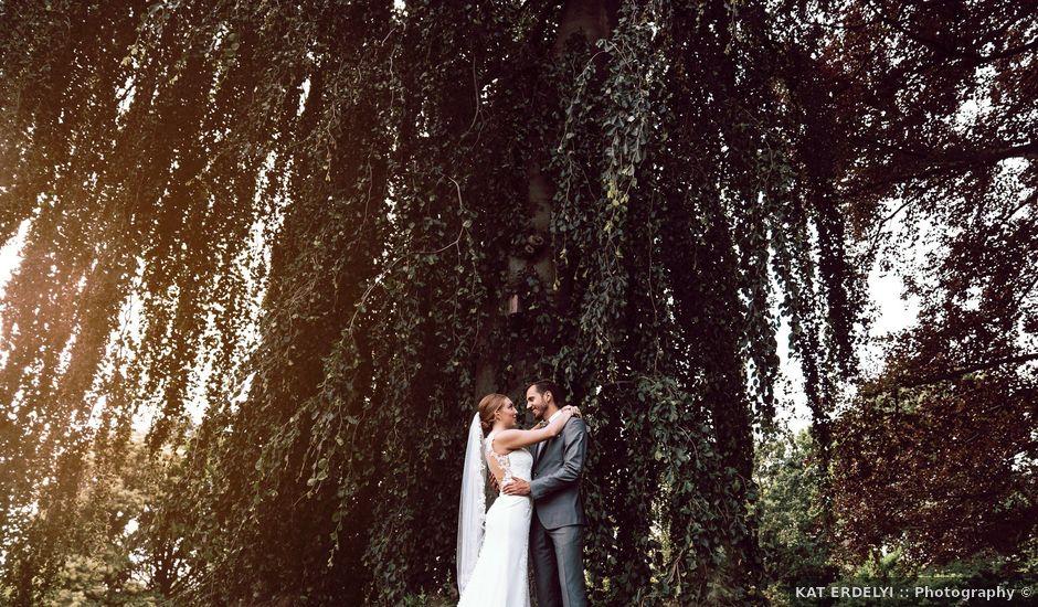 Sina and Franziska's Wedding in New York, New York