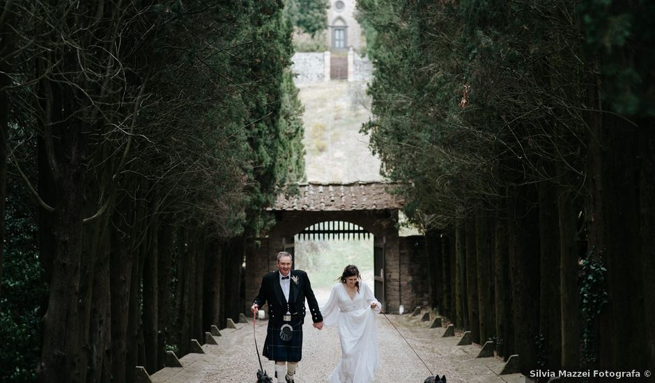 Ronald and Yulia's Wedding in Florence, Italy