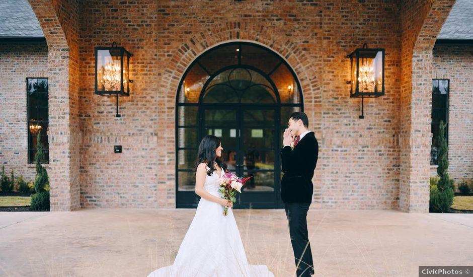 Axxa and Ruben's Wedding in Montgomery, Texas